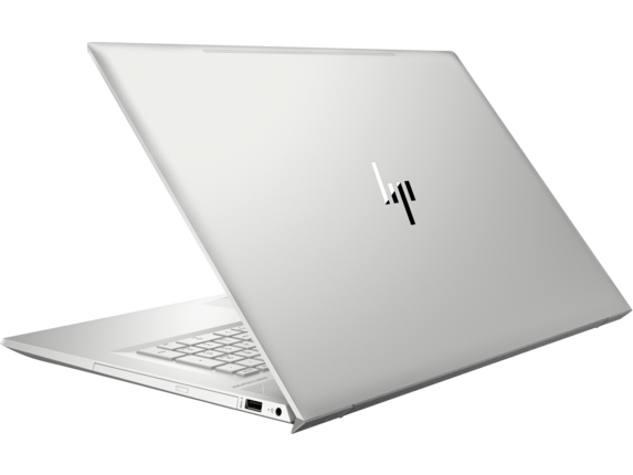 HP ENVY - 17-bw0011nr - Left rear