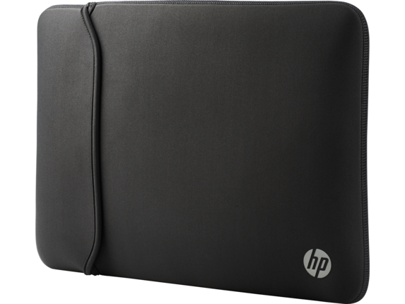 "HP 15"" Notebook, Wireless Mouse + Reversible Neoprene Sleeve Bundle - Right 