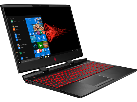 OMEN Laptop - 15t - Right |Shadow Black