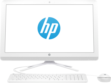 Desktop HP All-in-One serie 24-g000