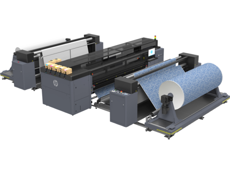 HP Latex 3800 Jumbo Roll Solution