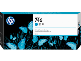 HP 746 Ink Cartridges