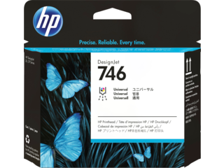 HP 746 Printheads