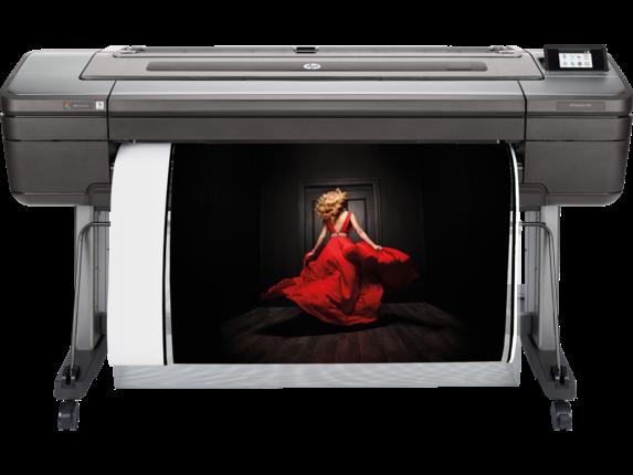 HP DesignJet Z9+dr Large Format Dual-Roll PostScript®® Photo Printer - 44