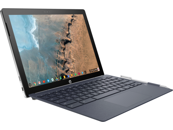 HP Chromebook x2 - 12-f015nr - Right