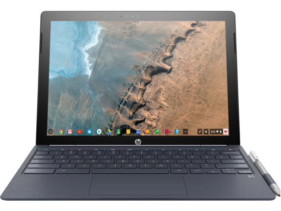HP Chromebook x2 - 12-f015nr - Center
