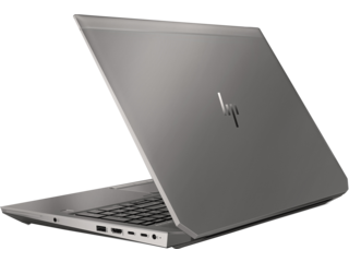 HP ZBook 15v G5 Mobile Workstation