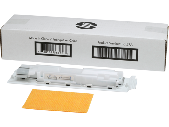 HP Color LaserJet B5L37A Toner Collection Unit