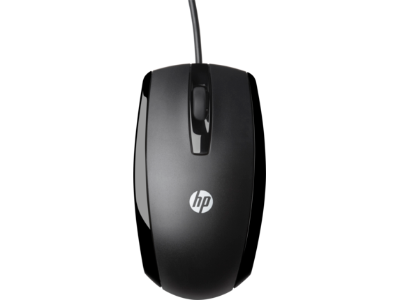 HP X500 Wired Mouse|E5E76AA#ABA