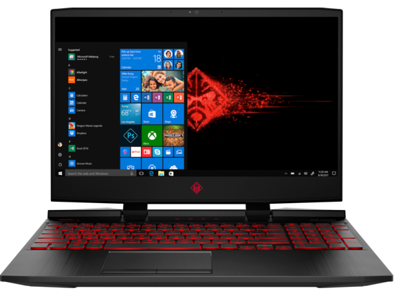 OMEN Laptop - 15t - Center