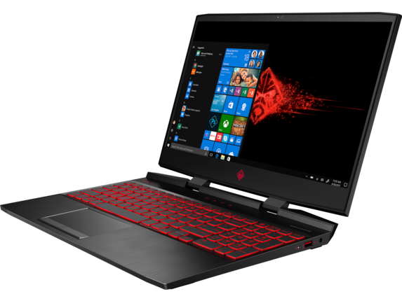 Omen - 15t Laptop - Left