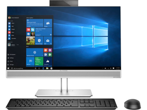 HP EliteOne 800 G4 23.8-in All-In-One PC - Customizable