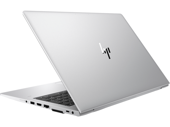 HP EliteBook 755 G5 Notebook PC - Left rear
