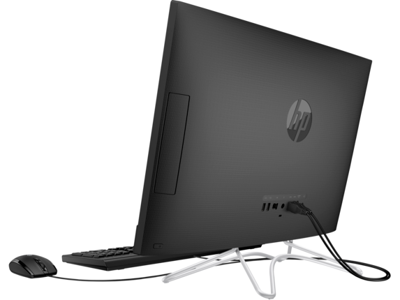 HP All-in-One 24-f1055z - Left rear