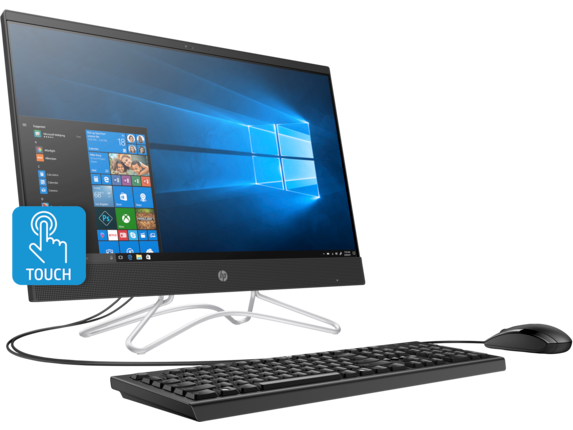HP All-in-One 24-f0025xt - Right