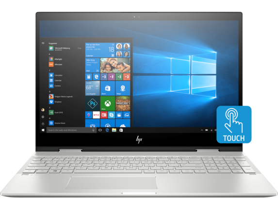 HP ENVY x360 - 15-cn0013nr - Center