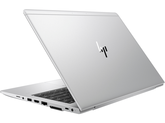 HP EliteBook 745 G5 Notebook PC - Left rear