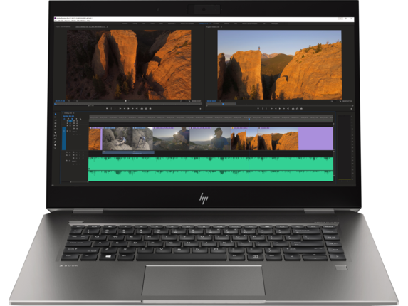 HP ZBook Studio G5 Mobile Workstation - Center