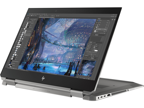 HP ZBook Studio x360 G5 Mobile Workstation - Customizable - Left