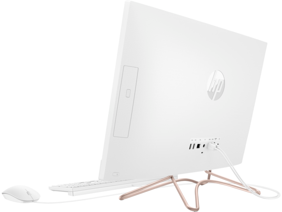 HP All-in-One 24-f0035se - Left rear