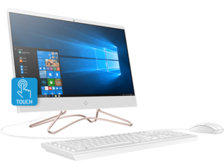 HP All-in-One - 22-c0035se