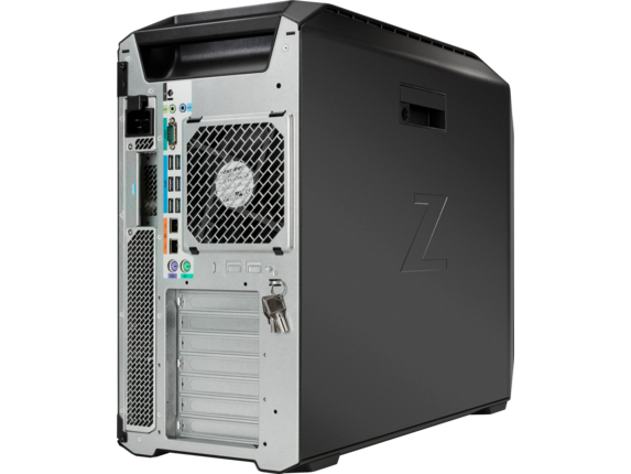 HP Z8 G4 Workstation - Rear