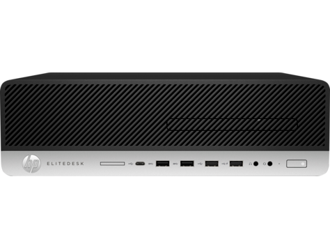 HP EliteDesk 800 G4 small form factor-pc