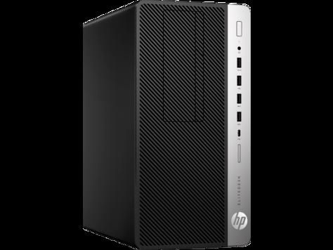 HP EliteDesk 705 G4 Microtower PC