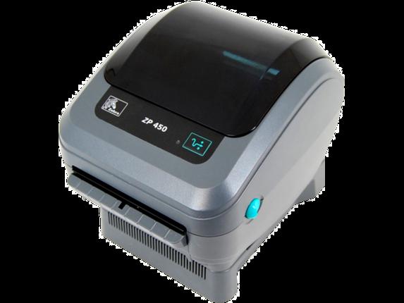 Zebra ZP450 Label Printer|A975231|HP