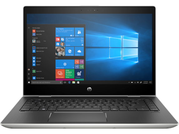 HP ProBook x360 440 G1 Notebook PC - Center