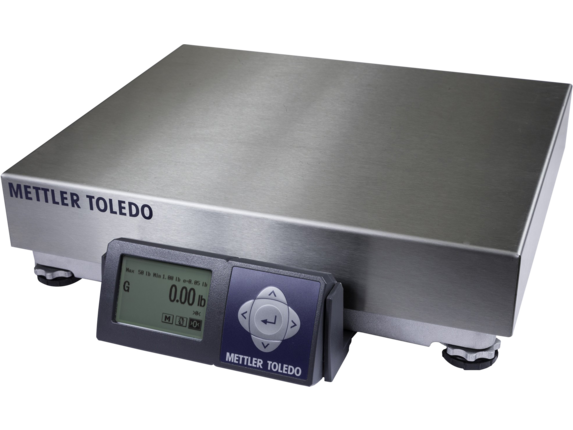 Mettler Toledo BC60 with Stainless Steel Platter Scale|A990113|HP