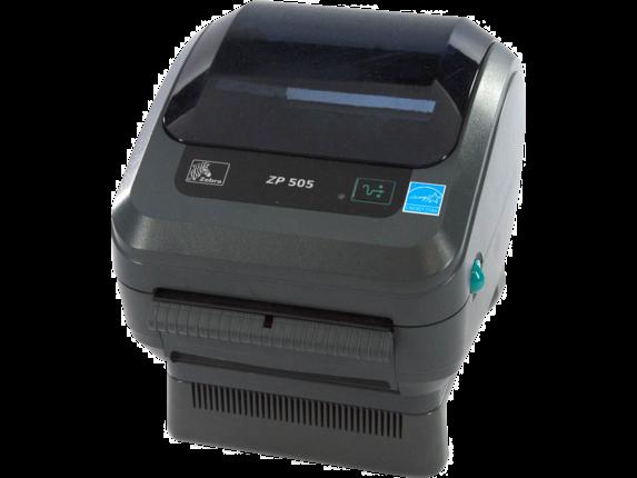 Zebra ZP505 Serial/USB/Parallel Label Printer|A987620|HP