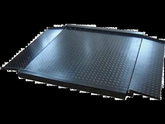 Floor scale 4 x 4 feet 5000 lb|A915842|HP