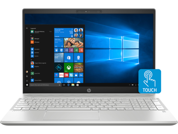 HP Pavilion - 15-cs0041nr - Center