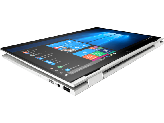 HP EliteBook x360 1030 G3 Notebook PC - Customizable - Top view closed