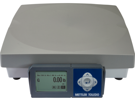 Mettler Toledo BC60 with ABS Platter Scale|A990111|HP