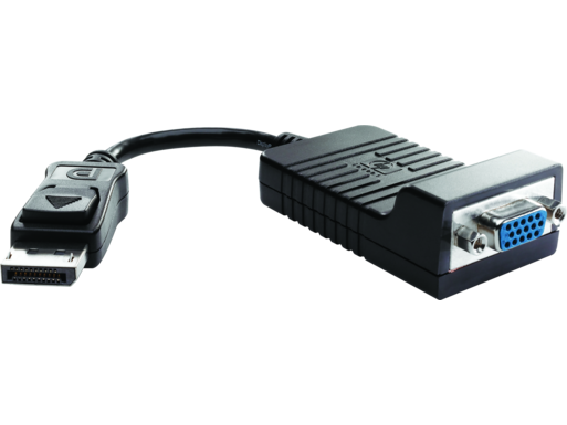 HP DisplayPort To VGA Adapter