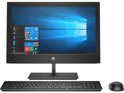 Business PC All-in-One HP ProOne 400 G4 20 pol. não sensível ao toque