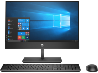 HP® ProOne 600 All-in-One
