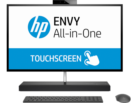 HP ENVY 27-b200 All-in-One desktop-pc serie