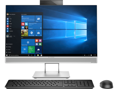 HP EliteOne 800 G4 23,8-inch GPU All-in-One-pc, met touch