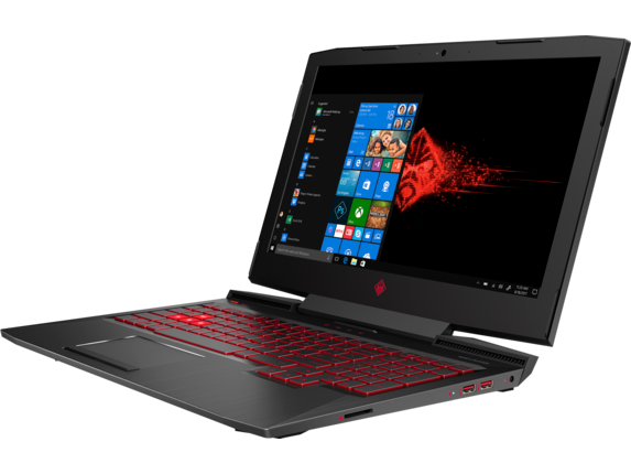 OMEN Laptop - 15t gaming - Left