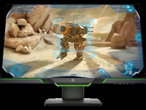 "24,5"" monitor HP 25x"