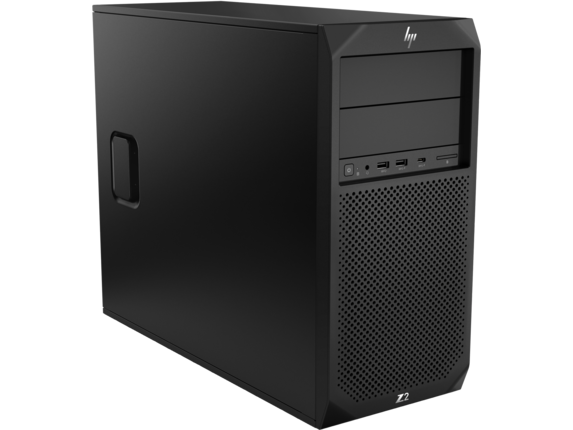 HP Z2 Tower G4 Workstation - Right