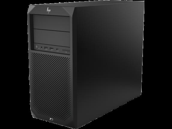 HP Z2 Tower G4 Workstation - Left