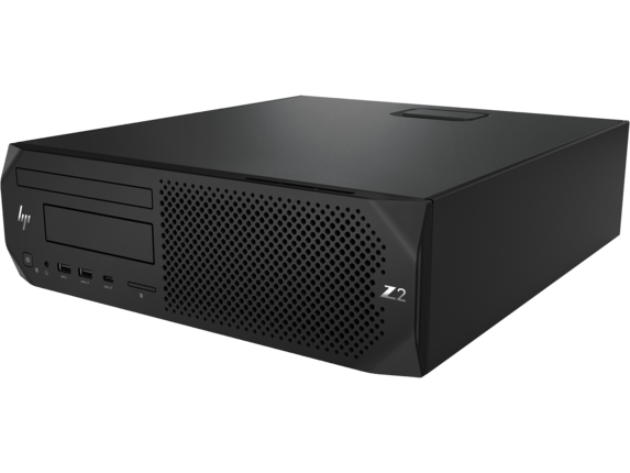 HP Z2 Small Form Factor G4 Workstation - Customizable - Left