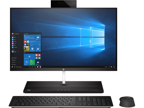 HP EliteOne 1000 G2 23.8-in All-in-One Business PC - Center