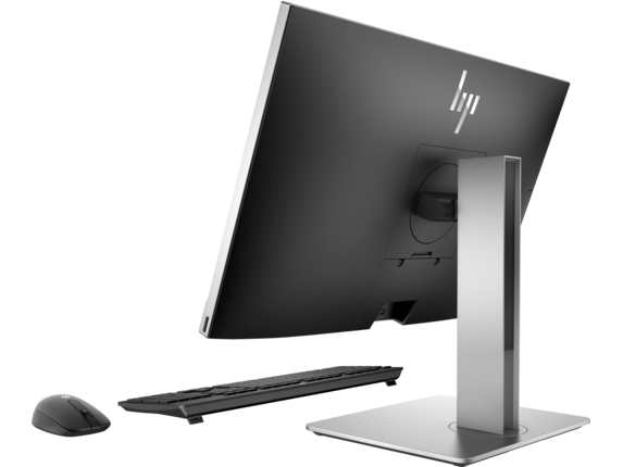 HP EliteOne 800 G4 23.8-inch Non-Touch All-in-One PC - Left rear