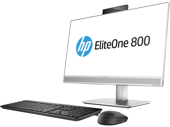 HP EliteOne 800 G4 23.8-in Healthcare Edition All-In-One PC – Customizable - Left