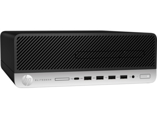 HP EliteDesk 705 G4 Small Form Factor PC